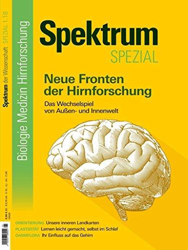 Spektrum der Wissenschaft Spezial Biologie,Medizin,Hirnforschug