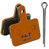 Noah and theo nt-bp004 / CR Cerámico Pastillas Frenos compatible TRP parabox 2012 , parabox R, hywire, Spyre , HY / RD Y Almohadillas Modelo b20.11