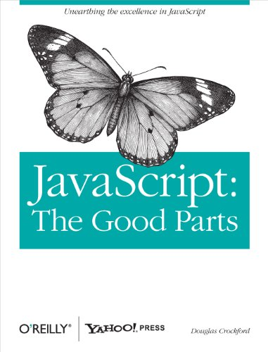 Image result for JavaScript: The Good Parts