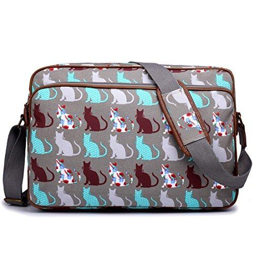 miss-lulu-matte-finish-oilcloth-cat-dog-galaxy-universe-satchel-messenger-bag-cat-grey