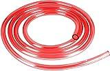 5 Meter 20 mm Innendurchmesser Rot PVC Schlauch Wasserschlauch, Luftschlauch, Garten