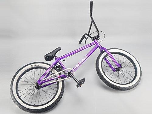 Mafiabikes Kush 2 20 inch BMX Bike PURPLE