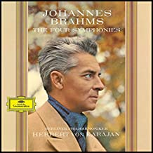 The Four Symphonies [Vinyl LP]