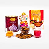 #10: Diwali Rasgulla with Almonds