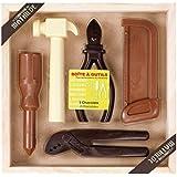 Le Comptoir de Mathilde - Caja de 6 herramientas de chocolates diversos Comptoir Mathilde