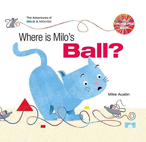 Where is Milo's Ball (The Adventures of Milo & Mouse) (Hamster Ball Kind Größe)