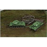Italeri 7502S  - Maqueta de tanque de asalto (escala 1:72) (2 unidades)