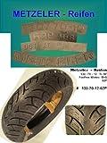Original Metzeler Reifen 130 70-12 M C 62P TL RF M undS FEELFREE WINTEC REAR Der neue Metzeler Feelfree