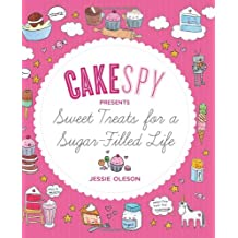 Cakespy Presents Sweet Treats for a Sugar-Filled Life