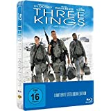 THREE KINGS (Blu-ray Disc, Steelbook) Limited Edition