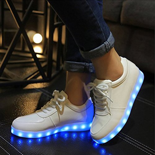 [+Kleines Handtuch]Kinderschuhe USB Lade Licht Jungen emittierende Schuhmädchenschuh leuchtende LED beleuchtete Sportschuhe großer Junge Sc c14