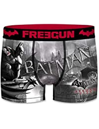Freegun Bóxer para Hombre DC Comics Batman Arkham City