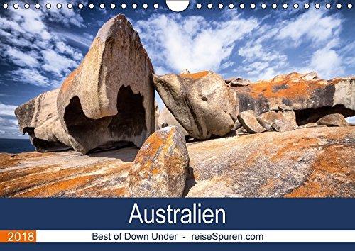 Australien 2018 Best of Down Under (Wandkalender 2018 DIN A4 quer): Australien - bekanntes und unbekanntes Down Under (Monatskalender, 14 Seiten ) ... Orte) [Kalender] [Jul 21, 2014] Bergwitz, Uwe