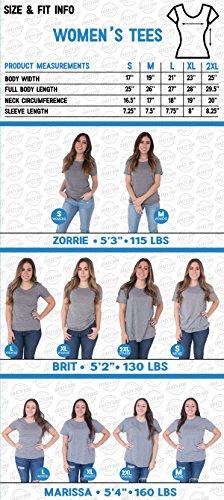 Crazy Dog Tshirts Womens Shell Yeah Funny T Shirts Silver Glitter Print Cute Beach Summer T Shirt (Black) -XXL - Damen - XXL