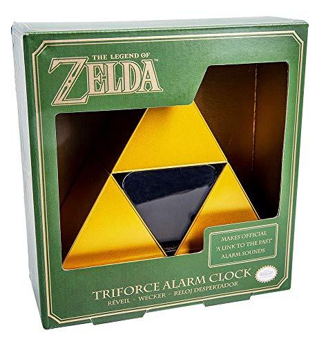 Zelda - Triforce - Wecker | Original Merchandise