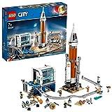Lego City Space Port - Razzo Spaziale e Centro di Controllo, 60228