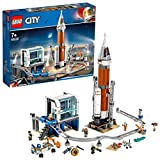 LEGO 60228 - City Weltraumrakete mit Kontrollzentrum, Bauset - LEGO