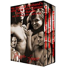 My Bisexual Husband's MMF With MM Ménage Erotica Bundle: Hot Wife MFM With MMFM Fun (Bisexual Husband Series Book 8)