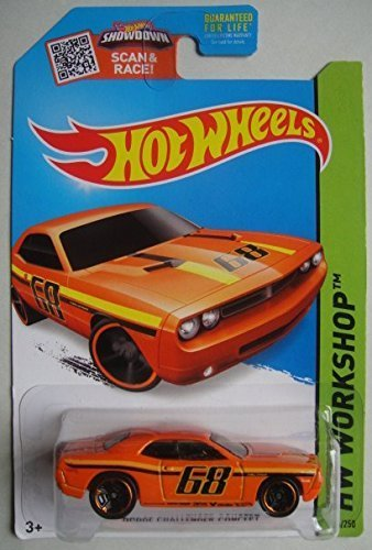 hot-wheels-2015-hw-workshop-dodge-challenger-concept-orange-die-cast-vehicle-234-250-by-hot-wheels