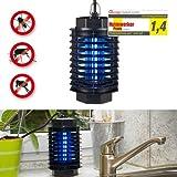 Gardigo cattura insetti volanti n. 62300 su 50 m² lampada a raggi UV