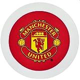 Manchester United Oficial de Fútbol Fan de productos en Juego, Inclusive. Sticker, bandera, schreibwaren, - Round Tax Disc Holder