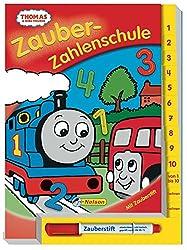 Thomas und seine Freunde, Zauber-Zahlenschule: mit Zauberstift