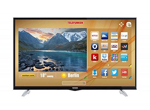 telefunken 50 wf 401a smart led tv fernseher 127cm. Black Bedroom Furniture Sets. Home Design Ideas