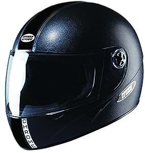 Studds Chrome Economy SUS_CEBFH_BLKXL Full Face Helmet (Black, XL)