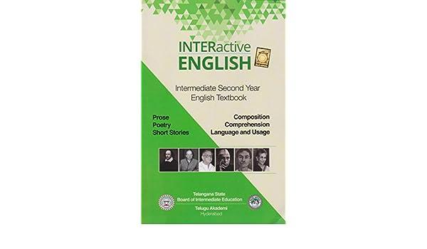 Amazon in: Buy Interactive English : Intermediate Second