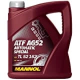 Mannol ATF AG52Automatic Special, 4L)