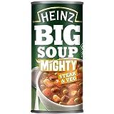 Heinz Filete Grande De Sopa De Verduras 500g Angus & (Paquete de 6)
