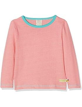loud + proud Mädchen Langarmshirts Shirt, Ringel Klein