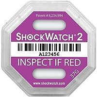 Shockwatch 2 – 37G (20 uds) Indicador Impacto