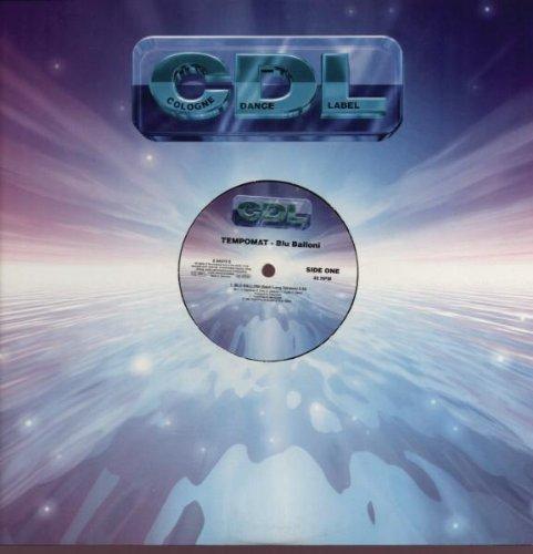 Preisvergleich Produktbild Blu Balloni [Vinyl Single]