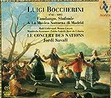 Boccherini/Fandango & Sinfonie