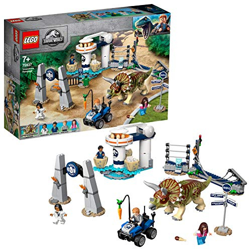 Lego Jurassic World: