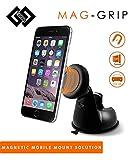 #9: TAGG® Mag Grip Car Mount || Premium Magnetic Car Mobile Holder [[NEW RELEASE]]