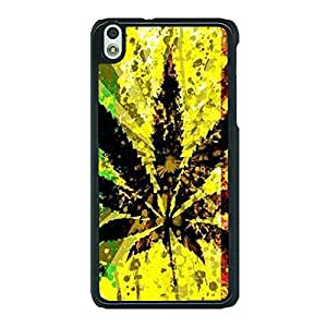 EYP Weed Marijuana Back Cover Case for HTC Desire 816 dual sim