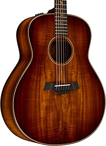 TAYLOR K28e GRAND ORCHESTRA + CASE Acoustic electric guitars Steel acoustic-electrics