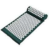 Best Back Pain Acupuncture Mats - Anself Massager Cushion Acupressure Mat Relieve Stress Pain Review