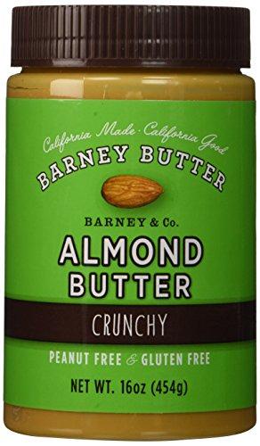 Barney Butter - Tutto il burro naturale della mandorla Crunchy - 16 oncia.