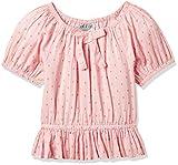 #7: Cherokee Girls' Plain Regular Fit Cotton Shirt