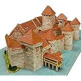 Aedes 1012. Maqueta de piedra castillo Chillon Castle