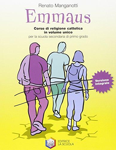 Emmaus. Album operativo. Per la Scuola media. Ediz. integrale