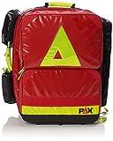 PAX Unisex Erwachsene Emergency 3 Rucksack, Rot, einheitsgröße