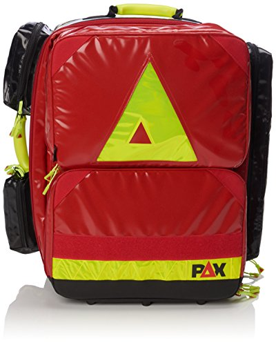 AeroCase ProEMS PXLC1 Notfallrucksack Rot