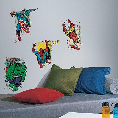 RoomMates Stickers Avengers Comics Marvel