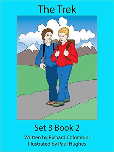 The Trek: Preschool University Readers-Set 3 Book 2 (Preschool