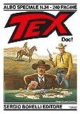 Fumetto Tex Speciale N° 34 - Doc! - Sergio Bonelli Editore - Italiano