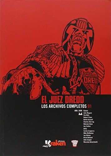 Juez Dredd. Los archivos completos 01